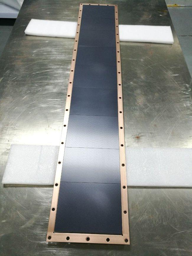 关于铜背板加工的工艺流程注意的事项